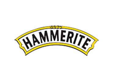 Logo de la marca Hammerite