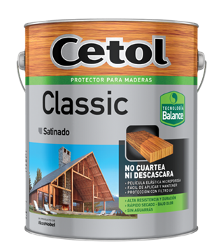 Imagen de Cetol Classic Balance Sat. Caoba 1L