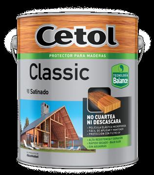 Imagen de Cetol Classic Balance Sat. Caoba 4L