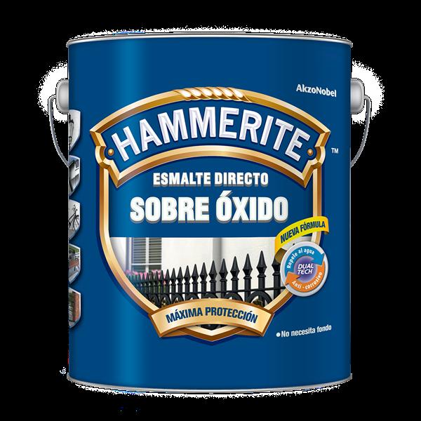 Imagen de HY Hammerite Brillante Azul Oscuro 0.8L
