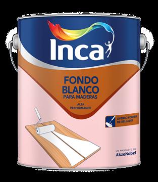 Imagen de IA Fondo Madera Blanco 1L