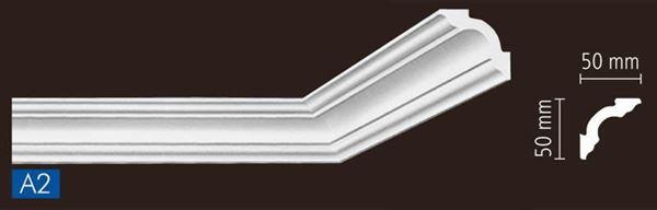 Imagen de Moldura Nomastyl A2 1m lineal