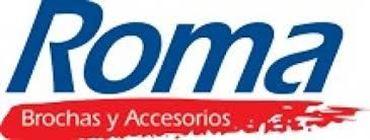 Logo de la marca Roma