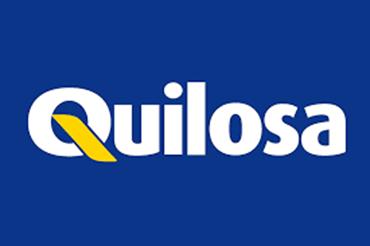 Logo de la marca Quilosa